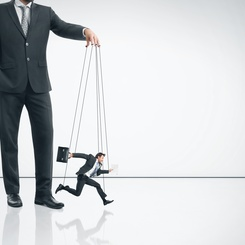 Master and Puppets: How Narcissistic CEOs Build their Professional Worlds