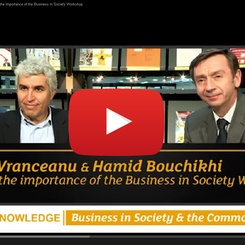 Business' role in society