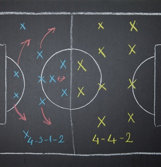 Managing Group Diversity in Professional Football Teams