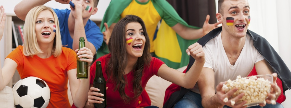 Watching the World Cup: Can TV Encourage Physical Activity?