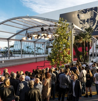What role will platforms like Netflix play at the Cannes Film Festival?